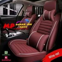 Sarung Jok Mobil Agya Brio Jazz Yaris Wagon R Mirage Hilux Mirage dll