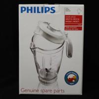 Gelas Plastik Blender / Plastik Jar Philips (HR-2115/2116/2061/2071)