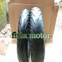 SEPASANG BAN TUBELES MOTOR METIC BAN MICHELIN METIK 90 90-14 DAN 80 90