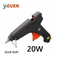 Kenmaster Glue Gun 20 Watt /40watt- Lem Tembak Cepat Panas