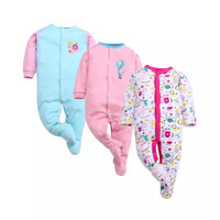 Jumper Bayi Girl Set Isi 3pcs   Baby Jumper   Sleep suit bayi