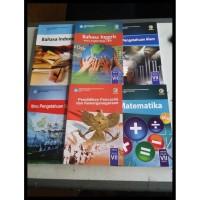Best Produk Buku Paket Smp Kelas 7 .Bhs Indo. Ips .Ipa .Mtk .Pkn .Bhs