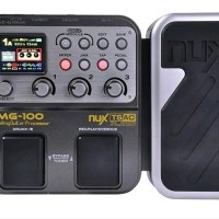 PROMO Efek Gitar NUX MG-100 Modeling Guitar Processor