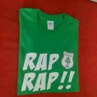 Kaos Unik Baju Combed 30s Distro Rap Rap Psms Medan Jersey Futsal