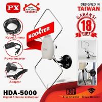Antena Antenna TV PX Indoor Outdoor Digital Analog HDA-5000 HDA5000