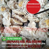 Dimsum Frozen wilayah Depok Harga Murah Berkualitas / Siomay