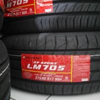 Ban Dunlop LM705 215/60/R17 All New Rush dan terios, Toyota Alphard