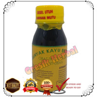 Minyak Kayu Belitung Balitung Obat Penghilang Uban Rambut +- 90 ml