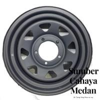 Velg Daihatsu 15 TAF GT/Katana/Hi-Land/Jimny merk. Avantech (5 Hole)