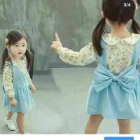 dress jeans overall anak/dress casual anak/fashion korea