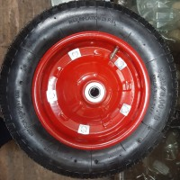 roda gerobak sorong ban hidup/ roda angkong/roda gerobak pasir