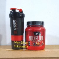 BSN NO Explode 60x N.O Xplode 60 x 60 servings 60serv N O Xplode Prewo