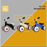 Inui balance mini bike ride KC 115 - mini bike anak - sepeda anak