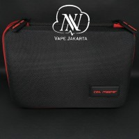 Authentic COIL MASTER KBAG MINI ( vapor bag / tas vape / vapor kit )