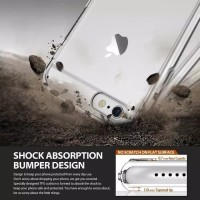 iPhone 6/6s Ultra Hybrid Sgp Spigen Armor Slim Case/Casing/Aksesoris