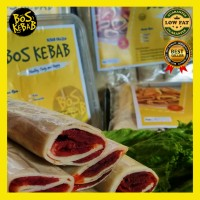 Kebab Frozen Medium Pedas by Bos Kebab