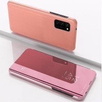 Case Samsung galaxy A51-A71 Casing flip cover mirror standing autolock