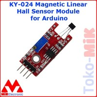 KY024 KY-024 MAGNETIC LINEAR HALL SENSOR MODULE FOR ARDUINO AVR PIC