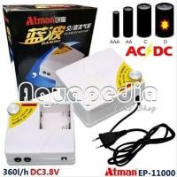 Atman AC DC Air Pump EP-11000