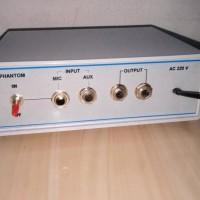 Terbaik Anti feedback bisa langsung mic atau lewat mixer PME-05M