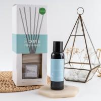 UCHII Bamboo Diffuser Yukifuru   Room Perfume Pewangi Kamar Alami Pack