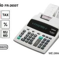 Best Seller Casio Fr-2650T Kalkulator Printing Termurah
