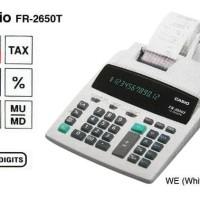 Best Seller Casio Fr-2650T-We - Kalkulator Printing Terlaris