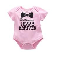 Lucu Setelan Baju Romper Bayi Laki-laki / Perempuan Lahir
