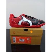 Sepatu Futsal ORTUSEIGHT VENTURA IN RED/BLACK/WHITE - 11020011 Murah