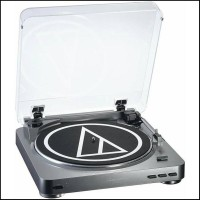 Audio Technica At-Lp60 Usb - Fully Automatic Stereo Turntable