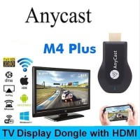 anyast M4 Plus DLNA miracast HDMI adapter android ios Windows Murah