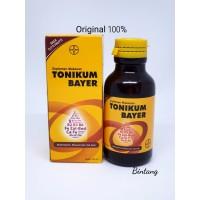 Tonikum Bayer 100 ml - Multivitamin dan Zat Besi Rasa Tutti Frutti