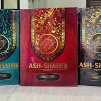 Al Qur'an Ash Shahib Mushaf Rasm Utsmani terjemah A4 HC