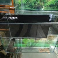 Aquarium filter belakang 100x50x50