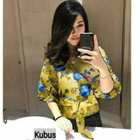 blouse kimono/atasan wanita/batik wanita/baju batik/remaja/baju kerja