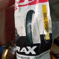 Ban Motor Merk FDR ukuran 50/90-17 Drax, Non tubeless