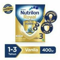 Nutrilon Royal 3 Vanilla Susu Formula [400 g]