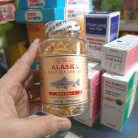 K max Minyak Ikan Alaska DEEP SEA FISH OIL Omega 369