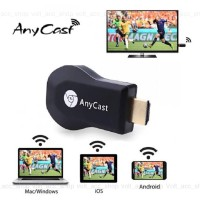 M2 M4 AnyCast HDMI Dongle WiFi DLNA Airplay Miracast Display Receiver