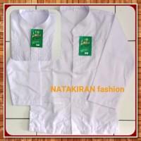 Baju KOKO seragam madrasah/TPQ lengan panjang