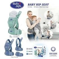Baby Safe Gendongan Bayi HipSeat Criss Cross Backstrap BC07