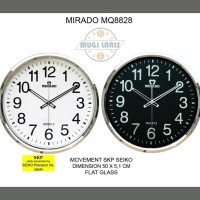 PALING MURAH JAM DINDING MIRADO MQ-8828 READY STOCK