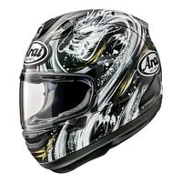 Arai SNI RX7X Kiyonari Helm Full Face - Graphic Black Doff - XL