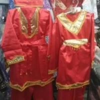 Baju adat sumatra barat / padang Size : XL
