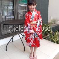 Kids Kimono Yukata / Baju Kostum Internasional Jepang Anak Perempuan -