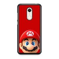 Hardcase Xiaomi Redmi 5 Plus Mario red EN0019