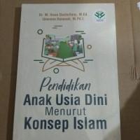 Best BUKU PENDIDIKAN ANAK USIA DINI MENURUT KONSEP ISLAM