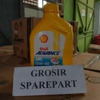 Oli Shell Helix AX5 800 ml Original Harga Grosir