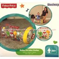 Fisher Price Baby Strides Roller alat bantu bayi merangkak & berjalan
