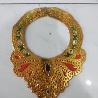 Badong kalung Tari Bali 02 Karton Rolex